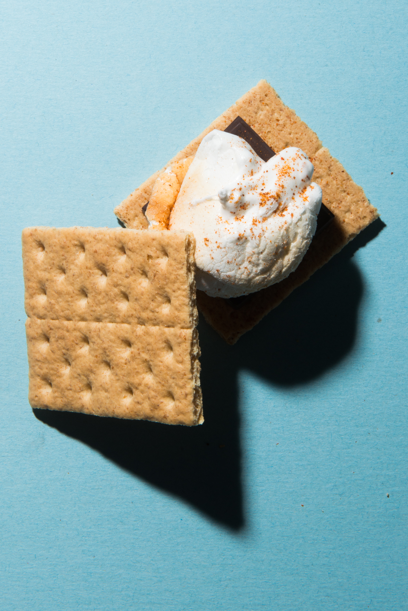 Serious Eats recommends throwing cayenne and ancho into the mix for a unique spin on a tried and true classic. Spice fiends, this one is just for you. We'll try anything once. Think of it as an Aztec-style s'more. (Image: Chona Kasinger / Seattle Refined)