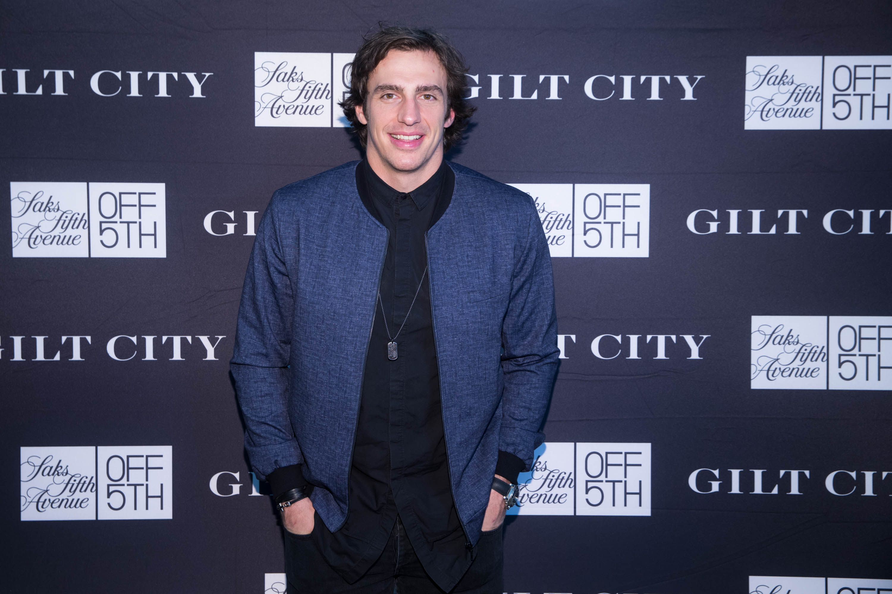 The very first Saks OFF 5TH store opened in Seattle this week, and what's a celebration without a Seahawk! Luke Willson stopped by the celebrate the new Westlake Center location, which will be open from 10 a.m. to 9 p.m. on Pine St. (Image: Saks Fifth Avenue)