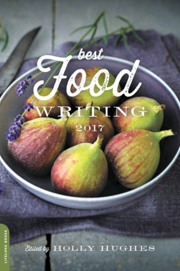 Find over 50 essays of the best food writing from 2017 in the anthology edited by Holly Hughes. With show stopping essays from Seattle food writers, Naomi Tomky and Matthew Amster-Burton, the foodie in your life will love pouring over this book. (Image: Book Larder){&amp;nbsp;}<p></p>