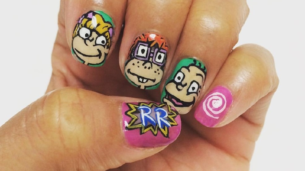 Currently Crushing: This Amazing Nail Art | Seattle Refined